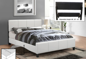 IF 174 - Bed - White