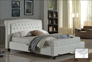 IF 192W - Bed - White