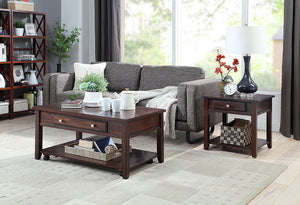 IF 2020 - Coffee Table Set - Espresso