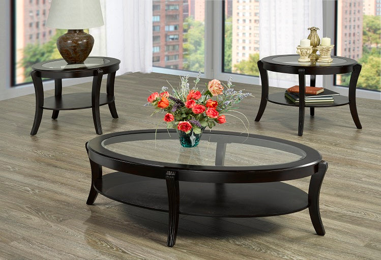 IF 2060 - 3pc Coffee Table Set