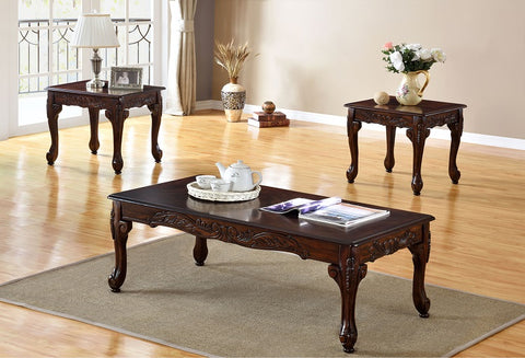 IF 2090 - 3pc Coffee Table Set