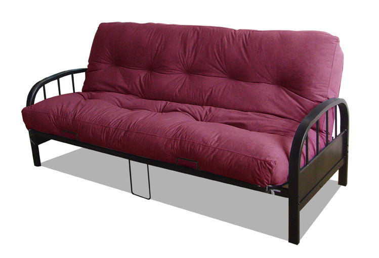 IF 211 - Futon Frame - Black Metal
