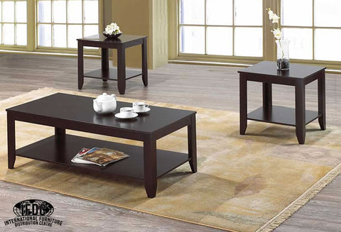 IF 2218 - 3pc Coffee Table Set