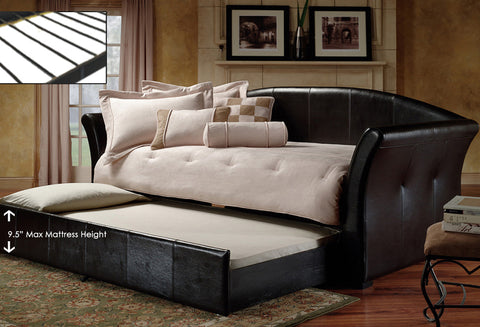 IF 315B - Day Bed - Black
