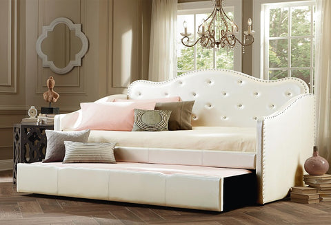 IF 319 - Single Day Bed - White