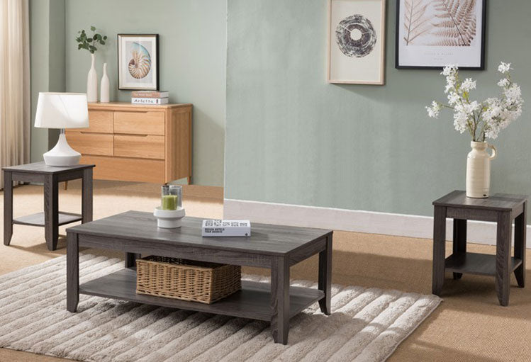 IF 3216 - 3pc Coffee Table Set