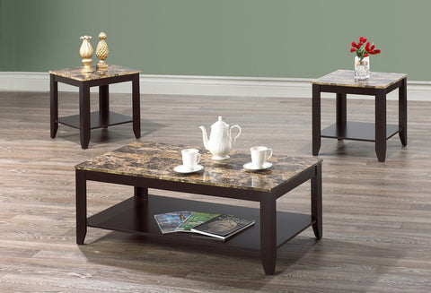 IF 3218 - 3pc Coffee Table Set