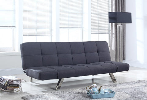 IF 325 - Sofa Bed - Grey Fabric