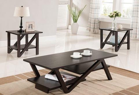 IF 3500 - 3pc Coffee Table Set