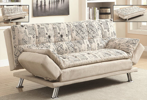 IF 373F - Sofa Bed - French Fabric
