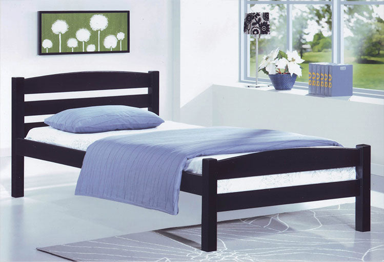IF 413 - Platform Bed - Dark Espresso