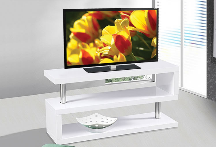 IF 5015W - TV Stand - White