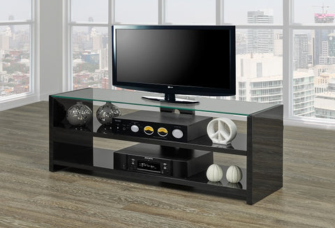 IF 5020 - TV Stand - Black High Gloss