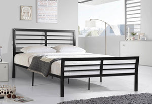 IF 5816 - Bed - Black