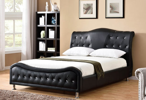 IF 5830 - Bed - Black