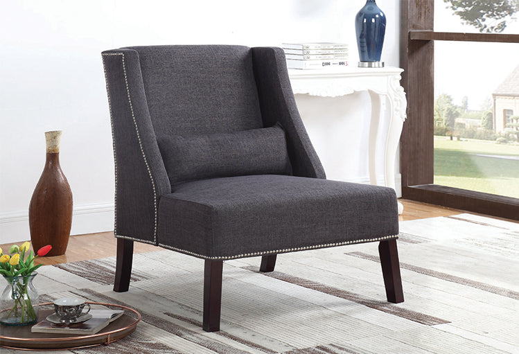 IF 610 - Accent Chair - Grey