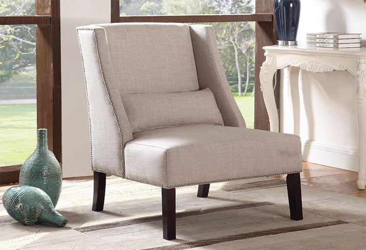 IF 611 - Accent Chair - Beige