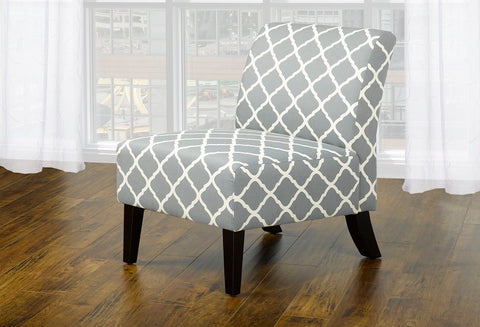 IF 6220 - Accent Chair - Grey