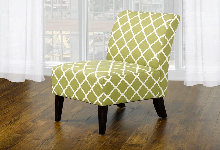 IF 6225 - Accent Chair - Green