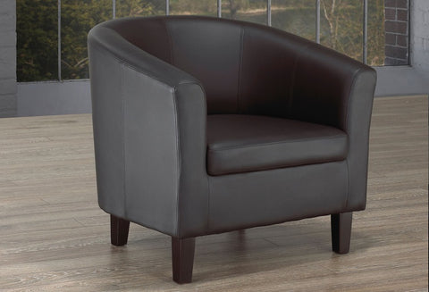 IF 660B -  Tub Chair - Black
