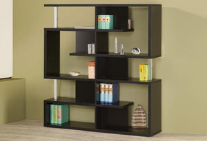 IF 7120 - Book Shelf  - Black