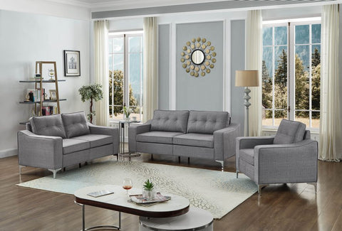 IF 8004 - Sofa Set 3 pcs