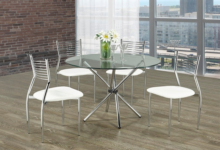 T 1430 / C 1433 - Dining Set 5 pcs
