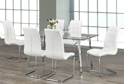 T 5057 / C 1751 - 7pc Dining Set