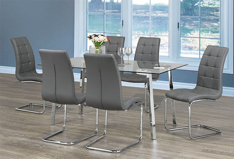 T 5057 / C 1752 - 7pc Dining Set