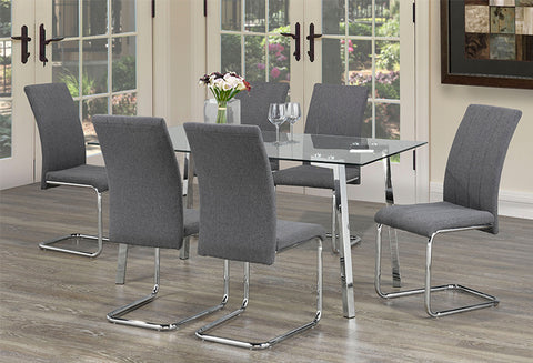 T 5057 / C 1780 - 7pc Dining Set