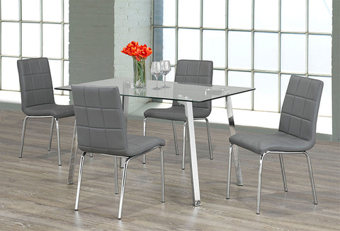 T 5065 / C 1762 – 5Pc Dining Set