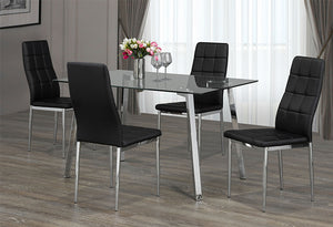 T 5065 / C 1770 – 5Pc Dining Set