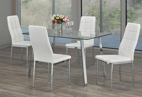 T 5065 / C 1771 – 5Pc Dining Set