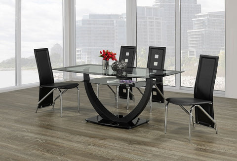 T 5067 / C 5066 / C 5070 - 5pc or 7pc Dining Set