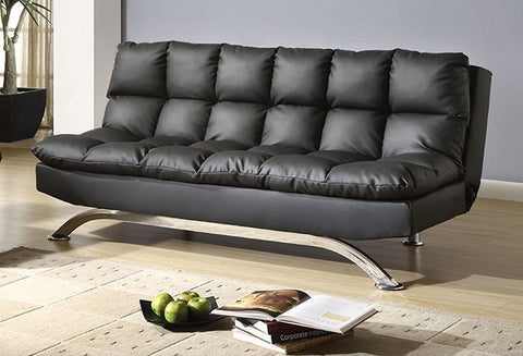 T 1503 - Sofa Bed - Black