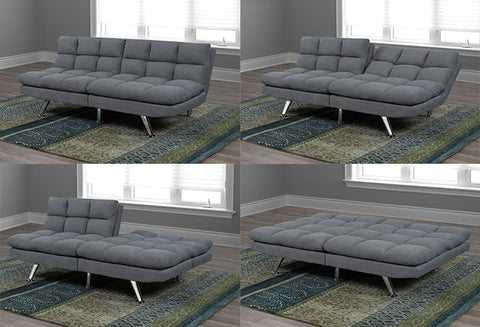 T 1519 - Sofa Bed - Grey