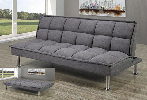 T 1521 - Sofa Bed - Grey