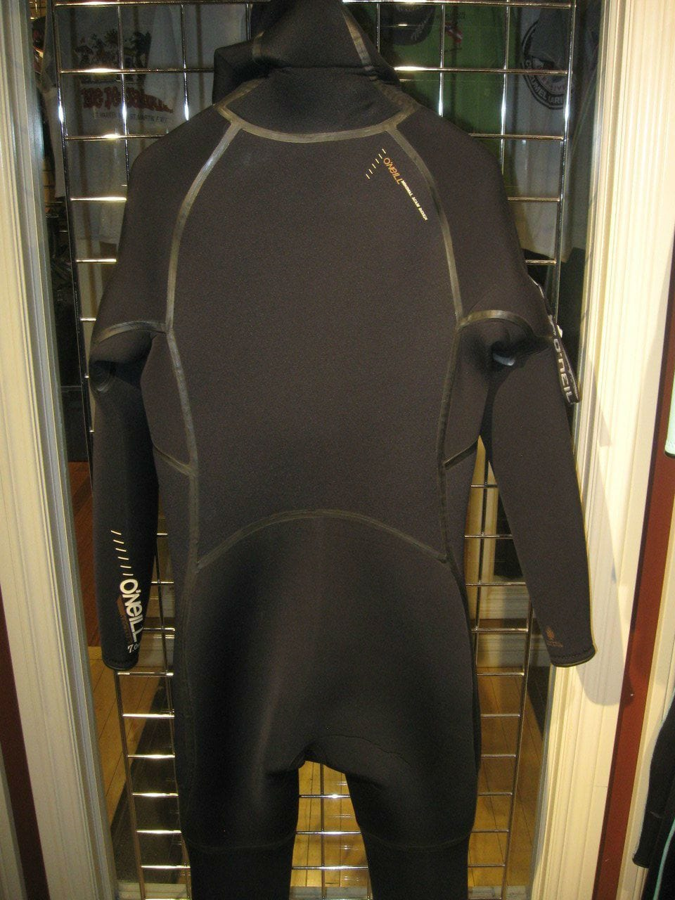O'Neill 7mm JType Fullsuit Size Large (Very Gently Used) Reduced!