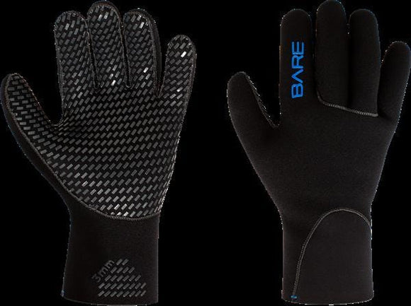 Bare 3mm Gloves