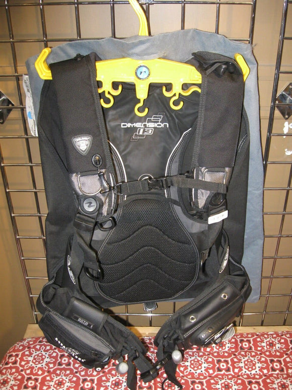 Aqualung Dimension w-i3 BCD Size XL (New)