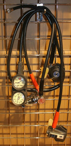 ScubaPro Regulator w - ScubaPro Octo and Tekna Gauges (Used)