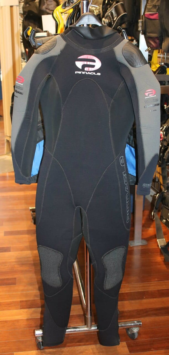 Pinnacle Merino 5mm Wetsuit Ladies Medium Large