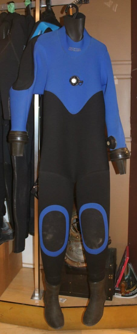 Bare Supradry Neoprene Drysuit Medium (Used)
