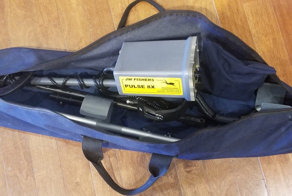 JW Fishers Pulse 8X Metal Detector (Used)