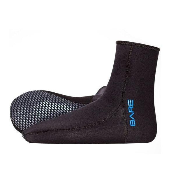 Bare 2mm Neoprene Sock