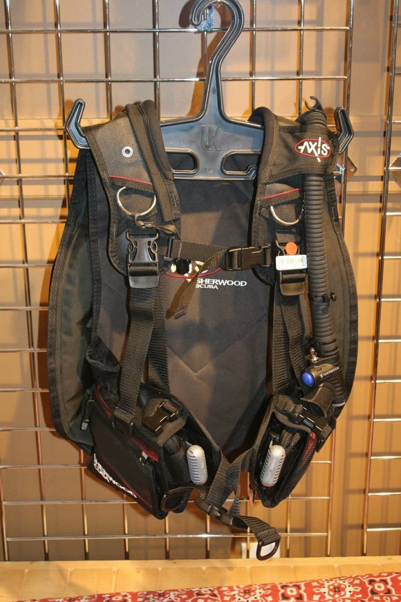 Sherwood Axis BCD Small (Used)