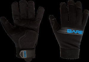 Bare 2mm Tropic Pro Gloves