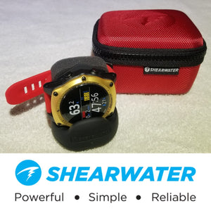 Shearwater Teric Gold (Ltd. Edition)