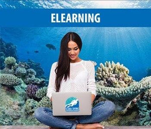 SDI eLearning Course (Knowledge Development) - Open Water Scuba Diver
