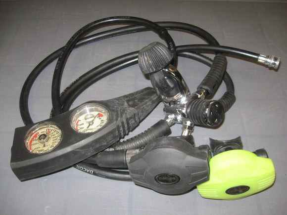 CLEARANCE! Dacor Pacer Regulator w-Dacor Octo and Dacor Gauges